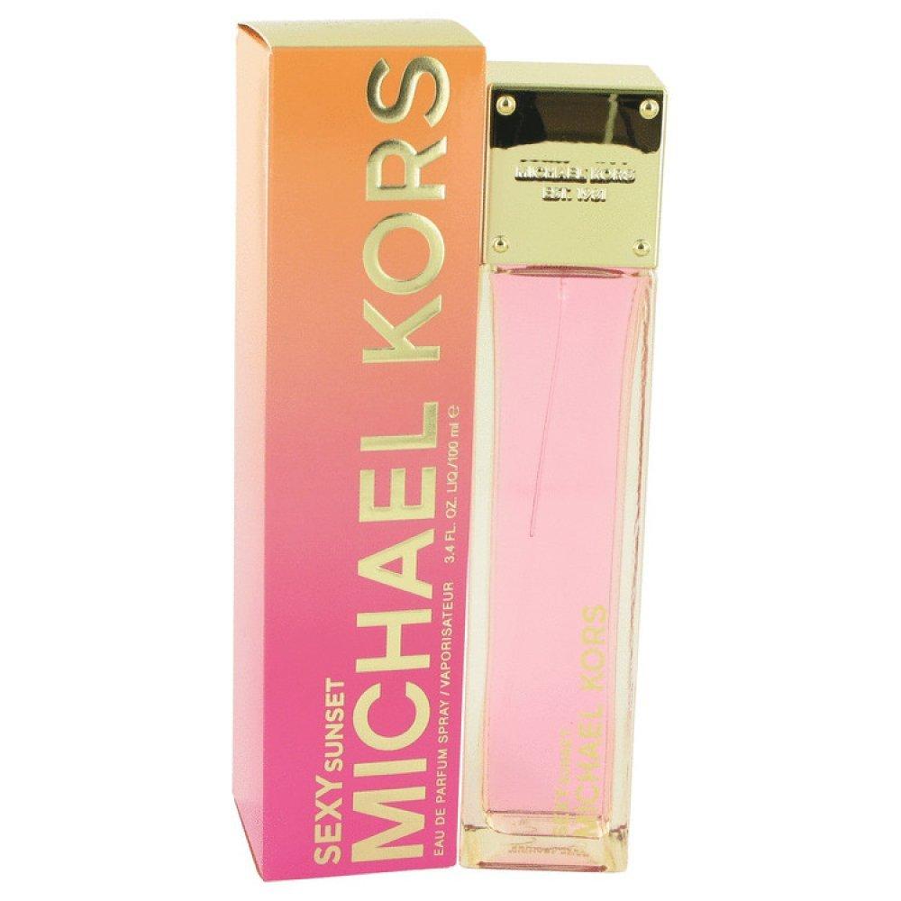 Michael Kors Sexy Sunset By Michael Kors Eau De Parfum Spray 3.4 Oz, Deal on Perfumes, Zogi Deals